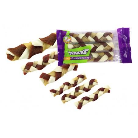 Braaaf Twister Braid 6 cm 5 stuks