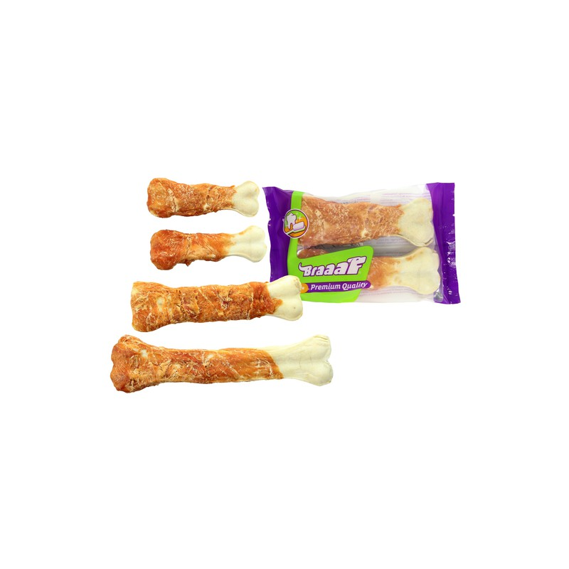 Braaaf Pressed Bone Chicken 12,5 cm