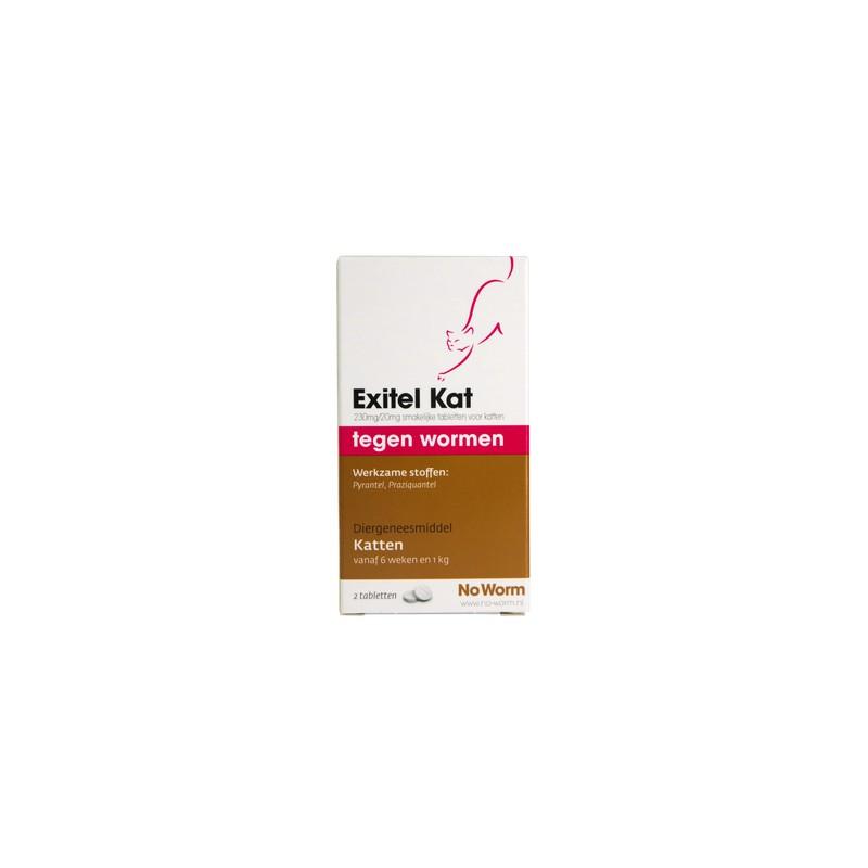 Exitel Kat 2 tabletten