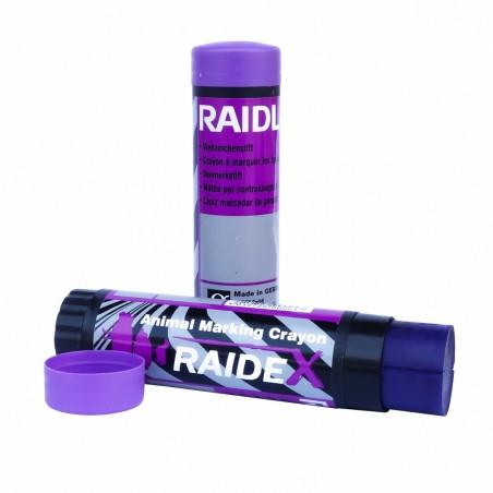 Merkstift Raidex paars
