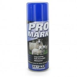 Merkspray ProMark schaap blauw