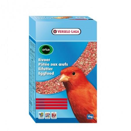 Orlux Eivoer droog rood 1 kg Versele Laga