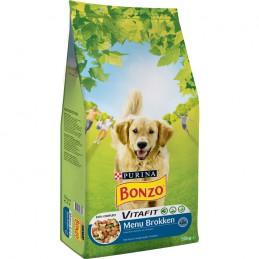 Bonzo krokante menubrokken 10 kg