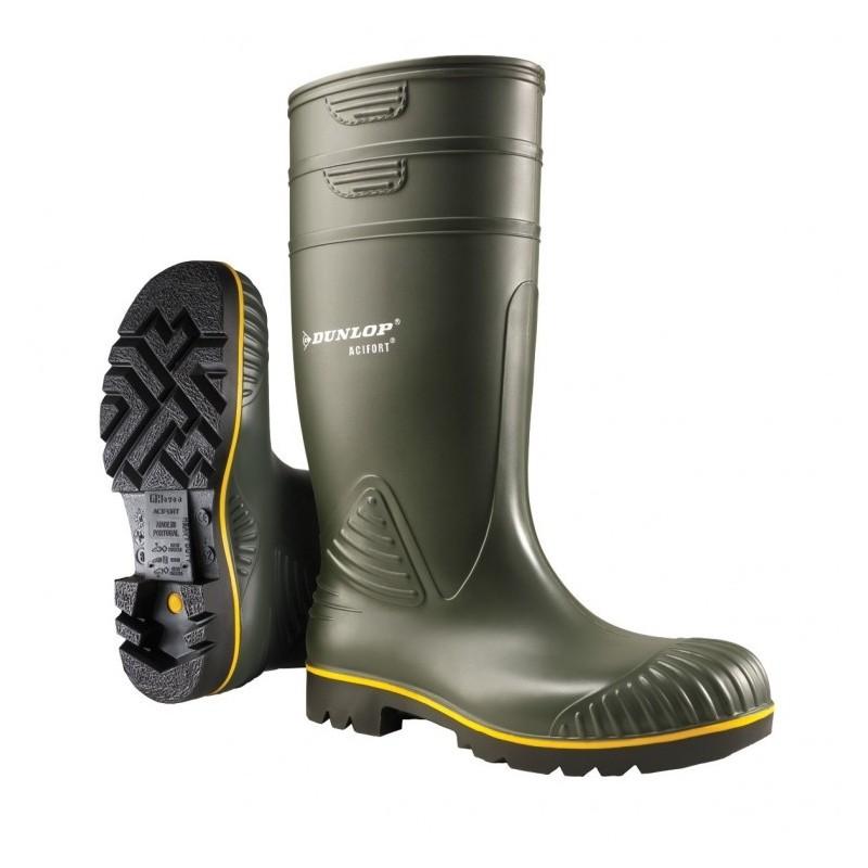 Dunlop Acifort Knielaars Heavy Duty