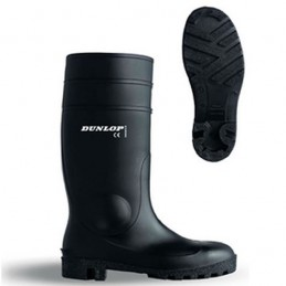 Dunlop Protomaster full safety zwart