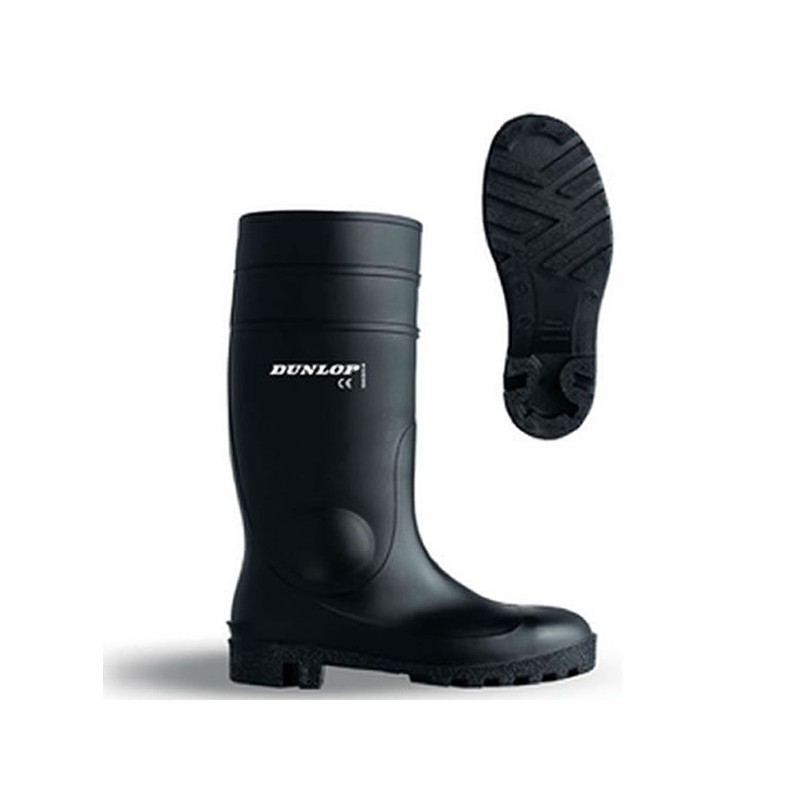 Dunlop Protomaster full safety zwart