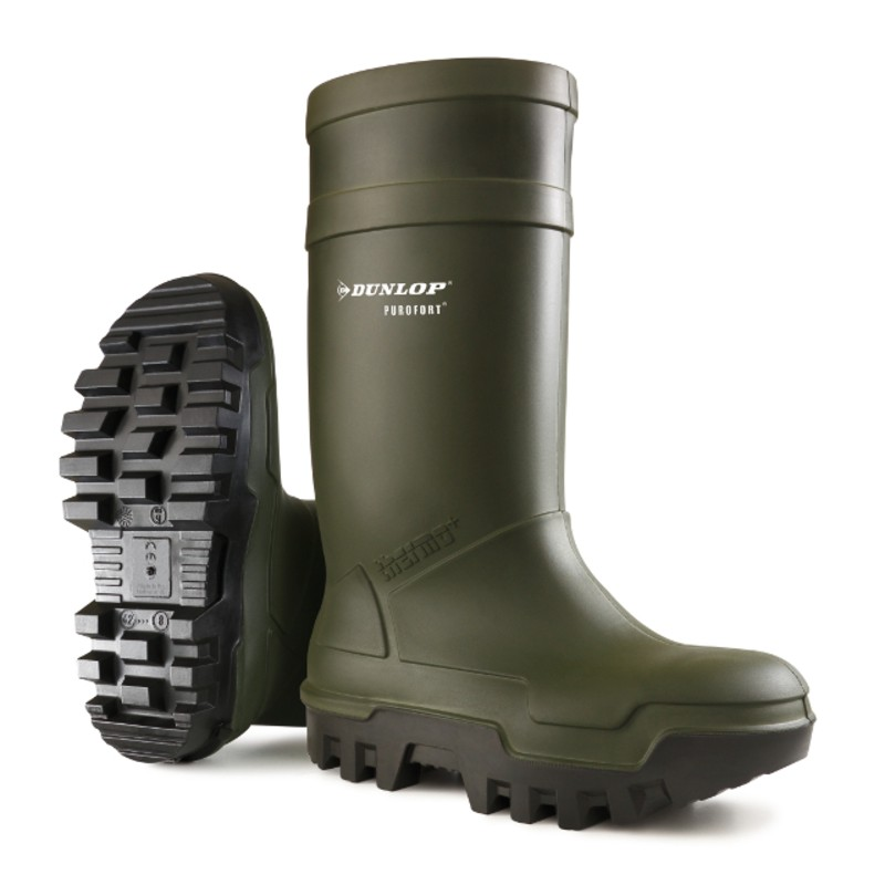 Dunlop Thermo+ full safety laars