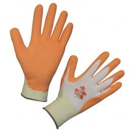 Handschoen Garden Care oranje mt.8