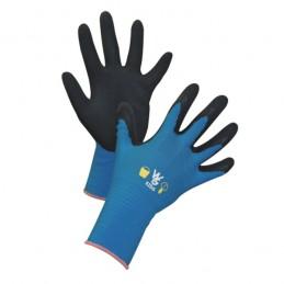 Kinderhandschoen Keron blauw mt XS (6)