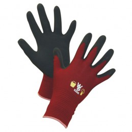 Kinderhandschoen Keron rood mt XS (6)