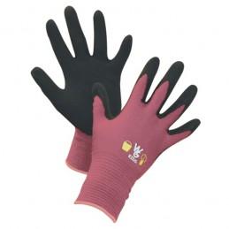 Kinderhandschoen Keron roze mt XS (6)