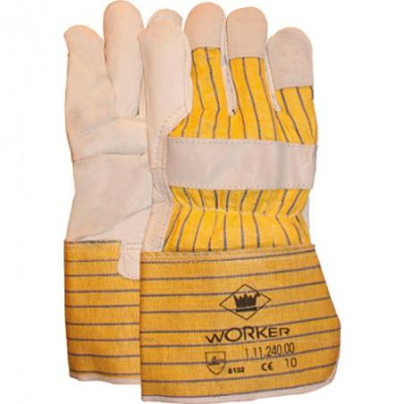 Handschoen Boxleder Extra groot