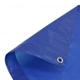 Afdekzeil Blauw 8 x 10 Meter