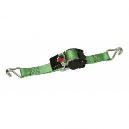 Spanband automatic 1.8m/ 50mm groen