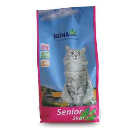 Konacorn kat senior brokken 3 kg