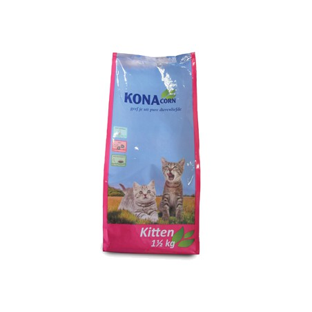 Konacorn kitten brokjes  1½ kg