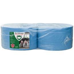 Maxi Uierpapier Large 21.7x36cm blauw 2 rol