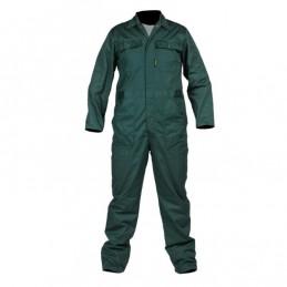 Goedkope overall Thomas polyester katoen groen