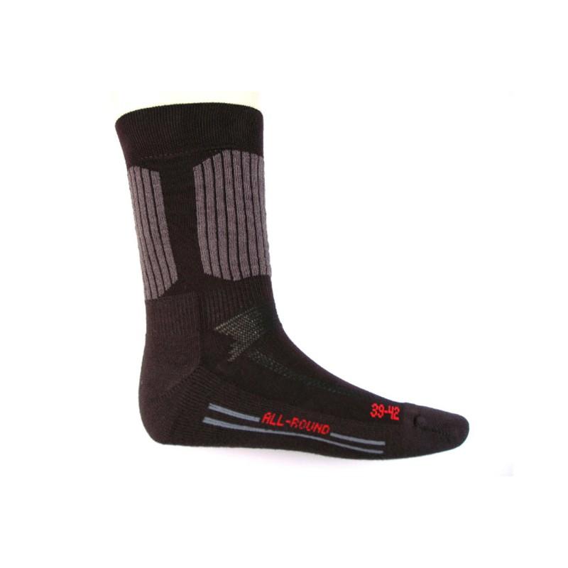 Allround sokken Stapp zwart