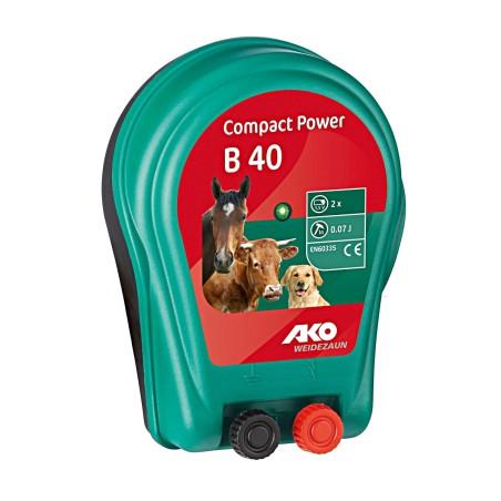 Ako Compact Power B 40 batterijapparaat 9V