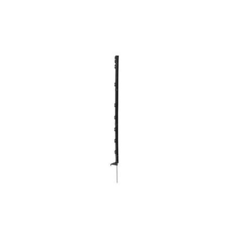 AKO Eco kunststof paal zwart 105cm