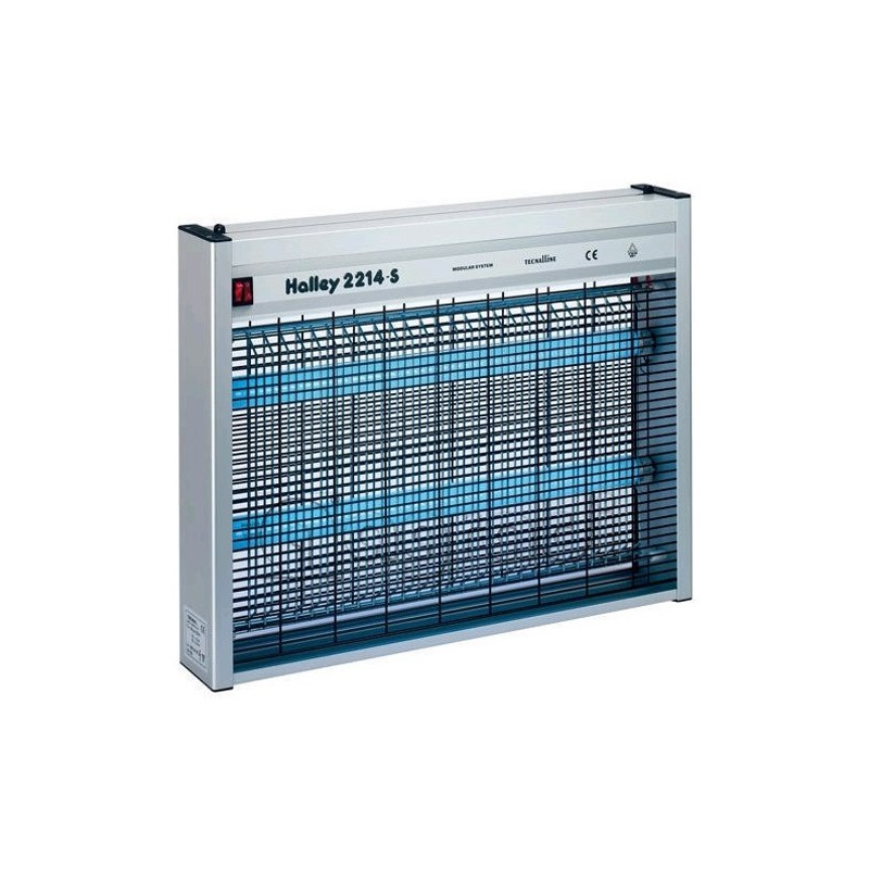 Halley vliegenkast 2214-S (2x20Watt)