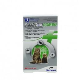 Pestigon Combo Kat & fretten 3-pipet