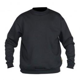 Sweater ronde hals zwart