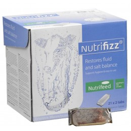 Nutrifrizz bruistablet 21x2 tablet