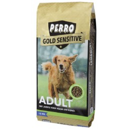 Perro gold sensitive adult 15 kg