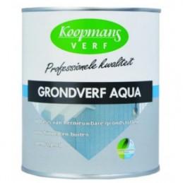 Koopmans grondverf Aqua wit 2.5 L