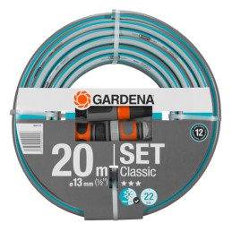 """Classic tuinslang met aansluitarmaturen 13 mm (1/2"""") 20 m"""