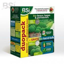 Bio buxus meststof + kalk 10 kg