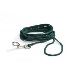 Nylon zoeklijn groen 5 meter