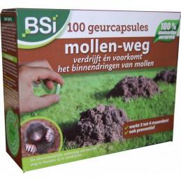 BSI Mollen-weg geurcapsules