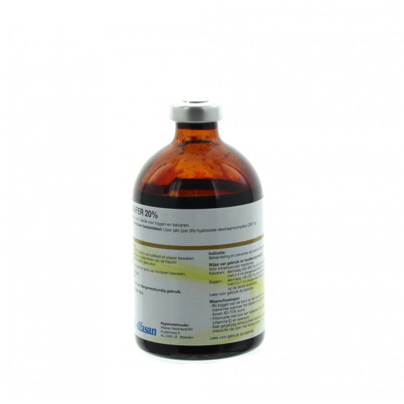 Alfafer 20% Pro injectie 100ml