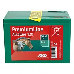 Ako alkaline batterij 9V 120ah