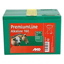 Ako alkaline batterij 9V 160ah