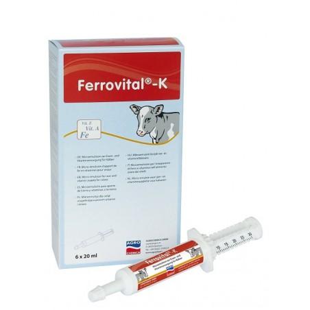Ferrovital-K ijzerpasta kalf