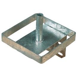 Liksteenhouder 10 kg Metaal