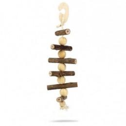 BZ Houten Vogelspeeltje Klimboom 30 cm
