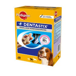 Dentastix medium 720 gram Pedigree