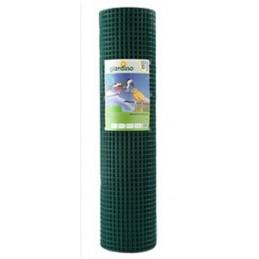 Gaas gelast groen 12.7/0.9 1.01m x 5m