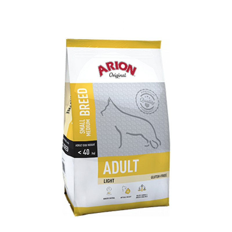 Arion hond Original adult Small Medium light 3 kg