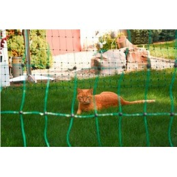 Ako kattennet CatNet groen 25 meter