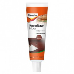 Alabastine kneedbaar hout meranti/mahonie 50 ml