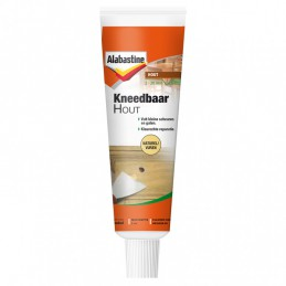 Alabastine kneedbaar hout naturel/vuren 50 ml