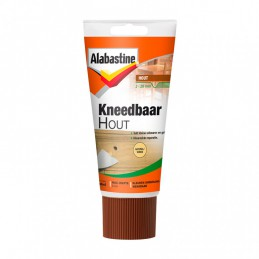 Alabastine kneedbaar hout naturel 200 g