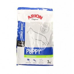 Arion hond Original puppy Large Kip en rijst 3 kg