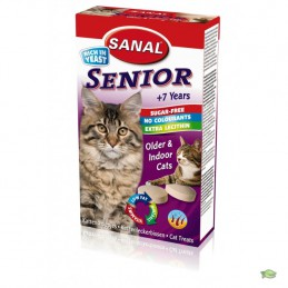 Kattensnoepjes Senior 100 tabletten